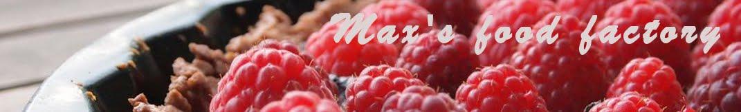 Max's Food Factory