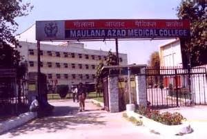 maulana  azad medical college, delhi