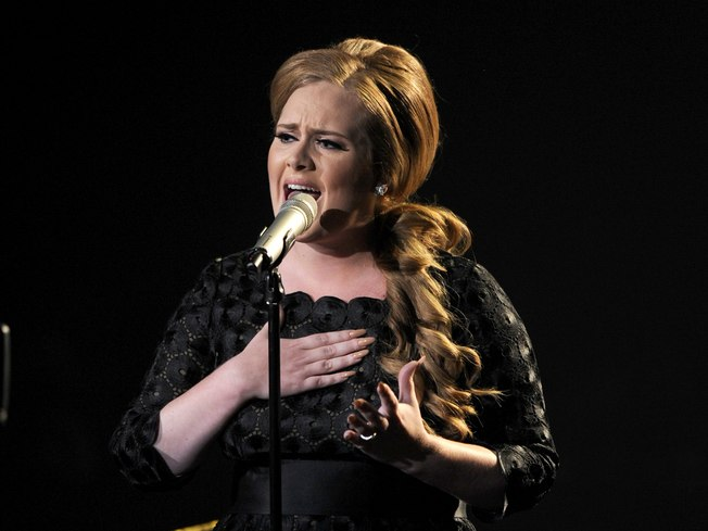 Adele VMA 2011