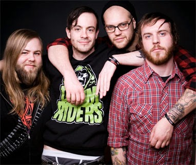cancer bats - band