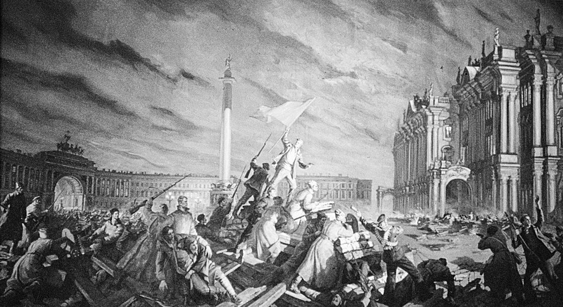 Le paradoxe de la Révolution d'Octobre