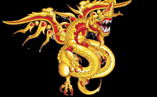 imagen del golden dynasty dragon