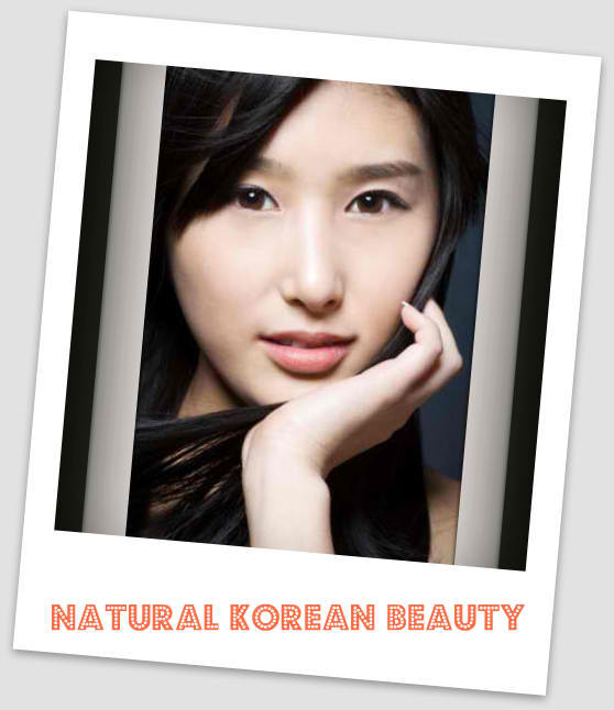 NATURAL KOREAN BEAUTY