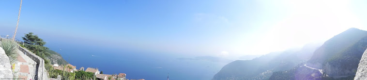 South of France, Eze