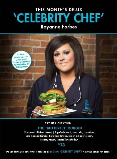 Deluxe burger bar celebrity chef arrested