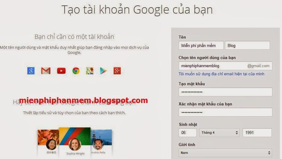 Các bước đăng ký tài khoản Google Developer!   Quang Nguyen