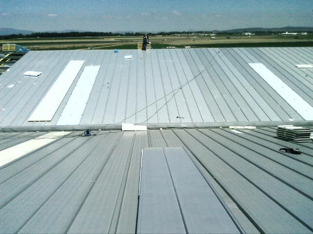 Tejados a reformar en madrid reparar impermeabilizar 91 for Chapas para tejados precios
