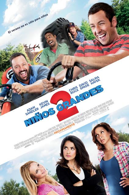 Ver Niños Grandes 2 Online Español Latino HD | Peliculas Completa Gratis 2013