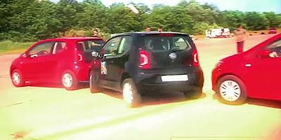 Rekor Parkir Paling Mepet Terbaru