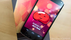 What Is New In Android 4.3