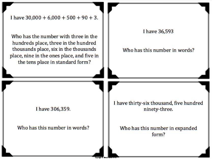 Teaching Seriously Practicing Multi Digit Numbers In Standard