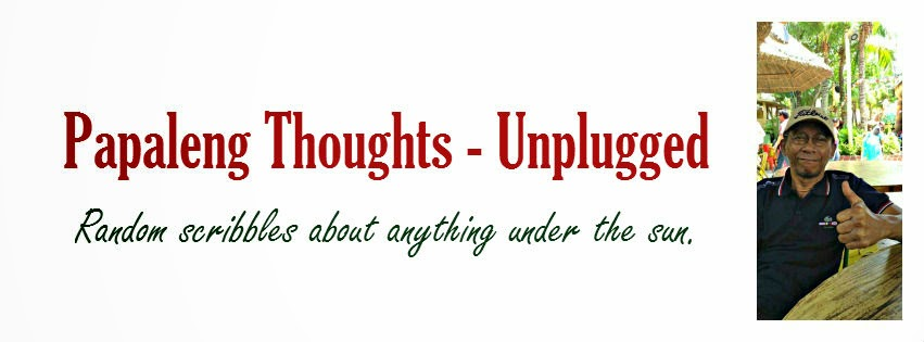 Papaleng Thoughts-Unplugged