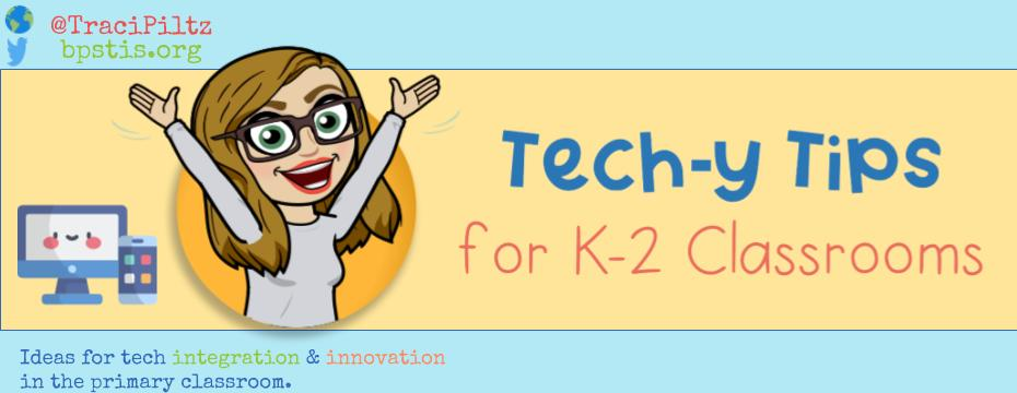 Happy Teaching & Happy Tech-ing!