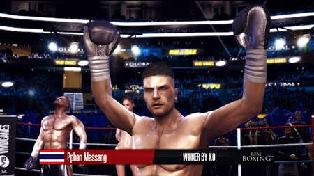 Real Boxing game for android