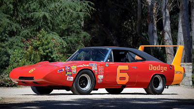 1969 Dodge Charger Daytona HD Wallpaper