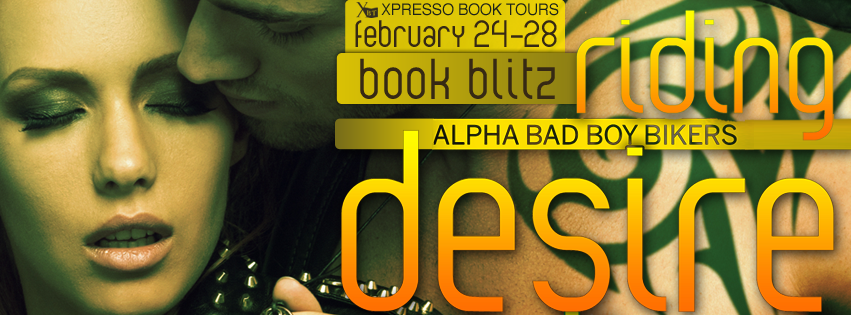 Riding Desire Book Blitz and Giveaway