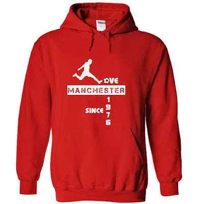 Love Manchester Since 1976
