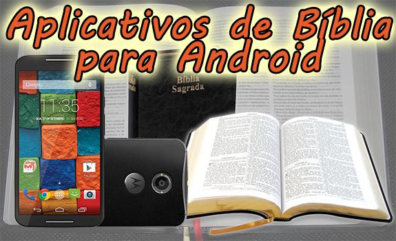 Aplicativos de Bíblia para Android