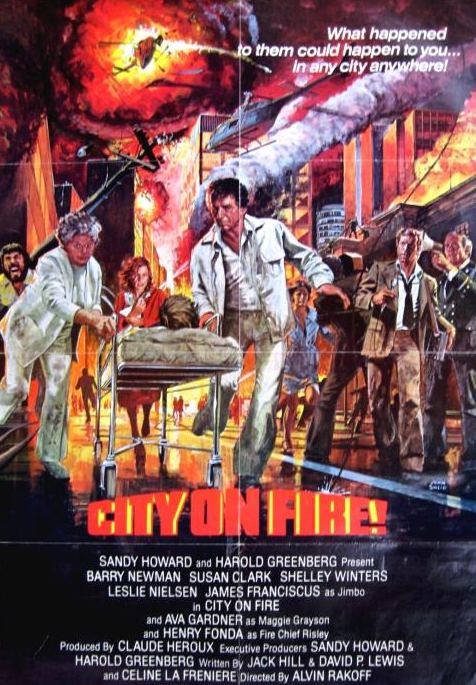 Indigo Roth discovers City On Fire, the movie that defies deconstruction
