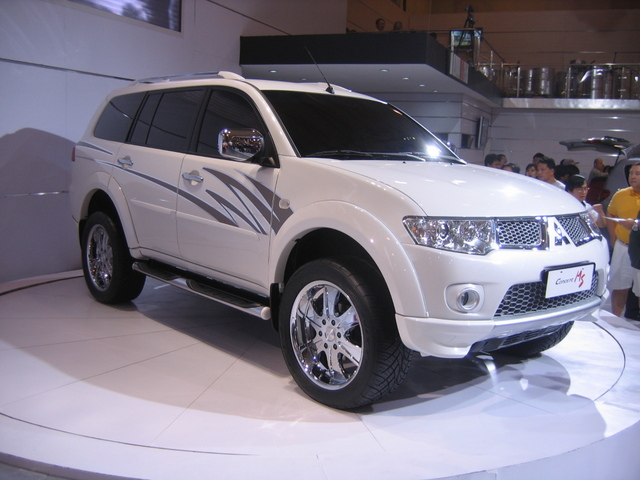 Picture of Modifikasi Pajero Sport