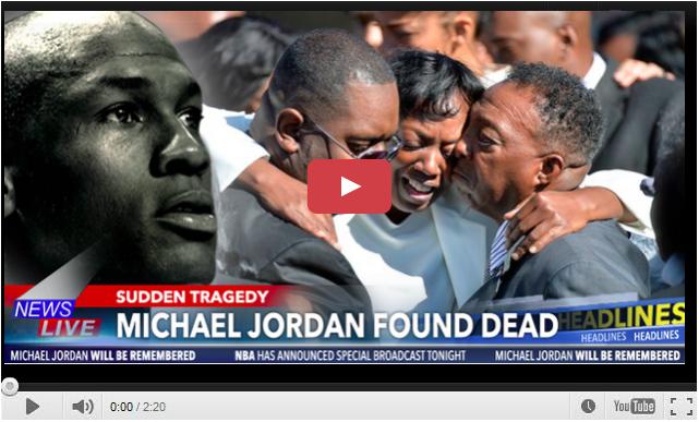 jordan michael muerte