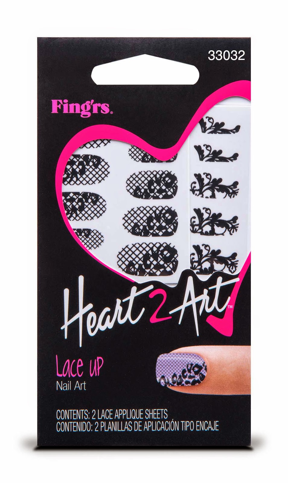 Heart2Art - Lace up