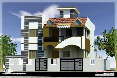 Kumpulan Foto Rumah 2 Lantai Minimalis