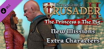 Gameplay Stronghold Crusader 2: The Princess and The Pig