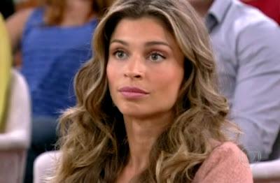 Grazi Massafera fica irritada com Fátima Bernardes por comentar que a atriz é uma ex-bbb.
