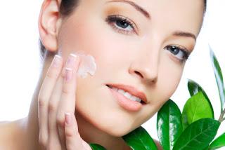 The retinol cream has effect of layer skin
