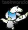 mascot Taekwondo