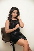 Swathi Dixit Glamorous Photos in Black-thumbnail-18