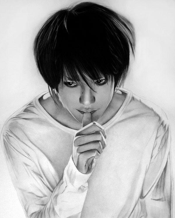 08-Artist-Ken-Lee-aka-KLSADAKO-Hyper-Realistic-Charcoal-Portraits-www-designstack-co