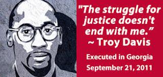 ညိဳထက္ညိဳ – Troy Davis ကို ေျပာလိုက္ပါ