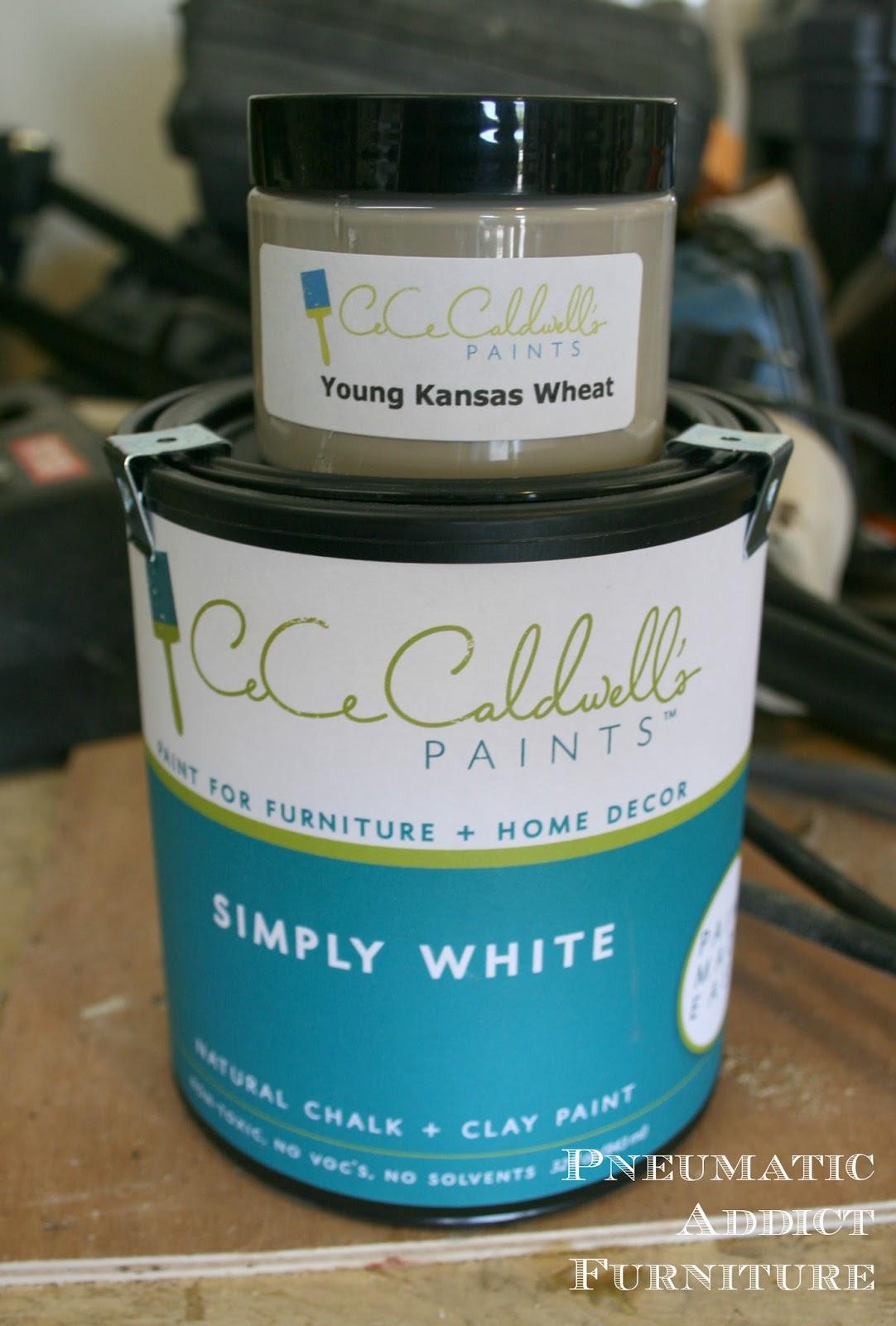 Pneumatic Addict : Custom CeCe Caldwell Blend