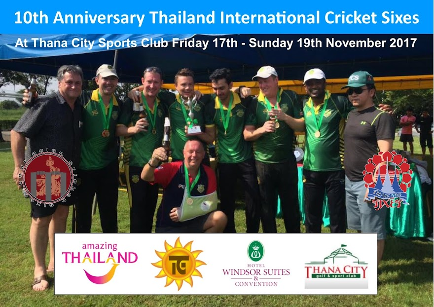 Thailand International Cricket Sixes