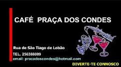 CAFÉ PRAÇA DOS CONDES
