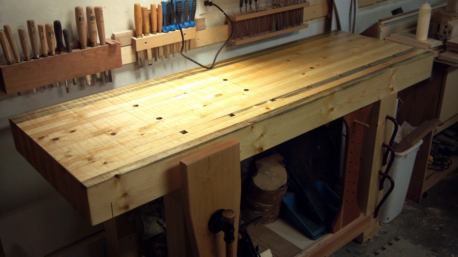 This Is The Best Bench I Ever Made!