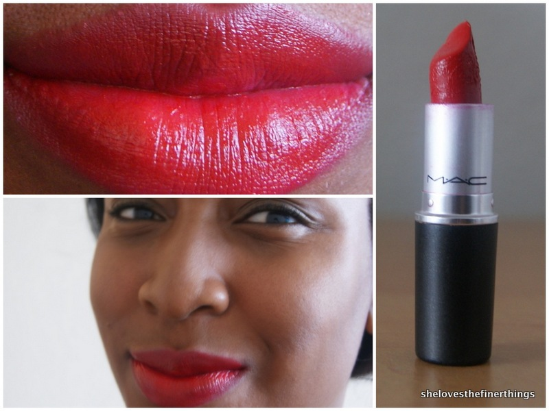 how to tell if red lipstick has blue undertones