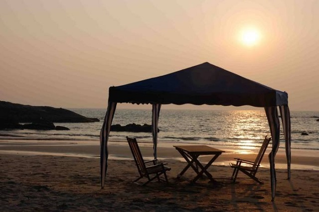 Kizhunna Ezhara Beach in Kerala