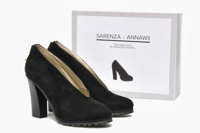annawwII shoes