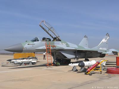 MiG-29K fighter