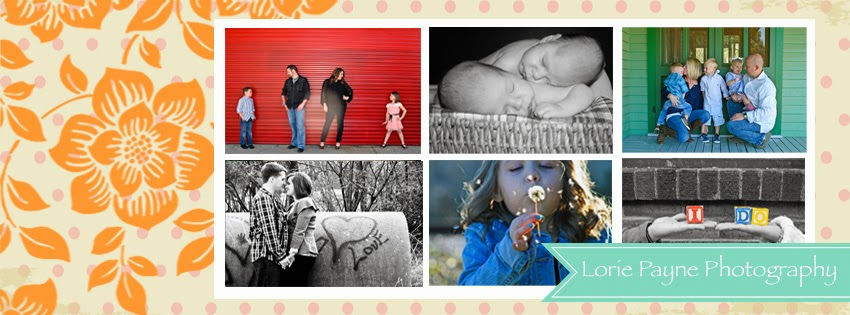 Click here to find LoriePaynePhotography on facebook!