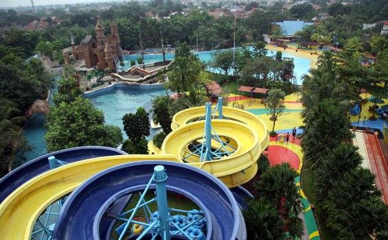 Water Park BSD - Ocean Park BSD