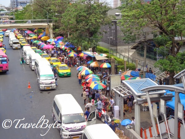 Bangkok curfew