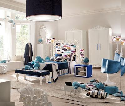 dormitorio para chicos