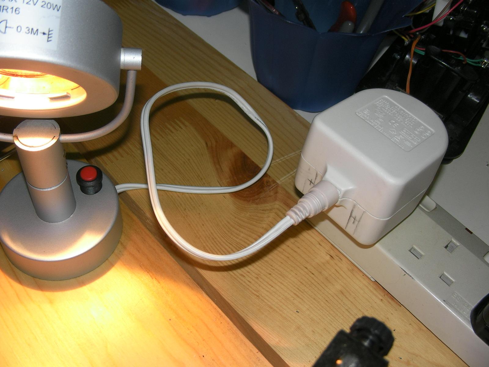 Groovy My Man The Maker Ikea 12V Halogen Lamp Fix Wiring Digital Resources Millslowmaporg
