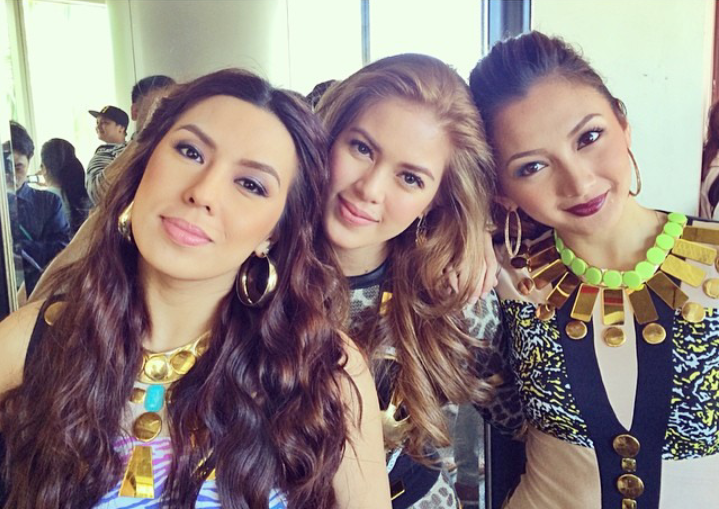 Fashion Pulis Fairest Of Them All Nikki Gil Shaina Magdayao And Iya Villania