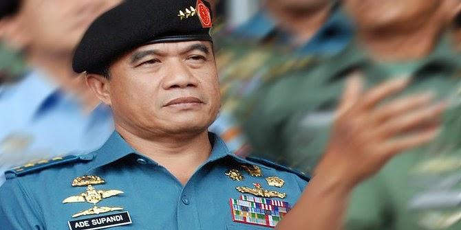 Laksdya TNI Ade Supandi