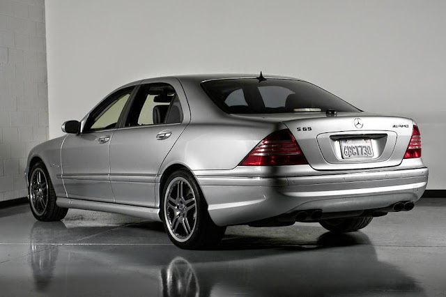 Mercedes benz w220 s65 amg v12 biturbo benztuning for Mercedes benz amg v12 biturbo